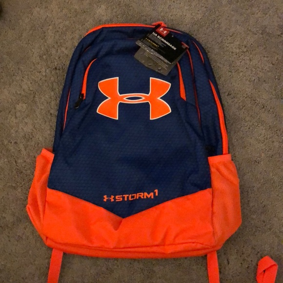 752a1a031bb1 Under Armour Storm Youth Scrimmage Backpack NWT